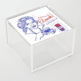 Flavah Acrylic Box