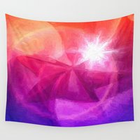 destiny Wall Tapestries featuring Destiny by Geni