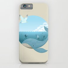 Whale & Seagull (US and THEM) Slim Case iPhone 6s