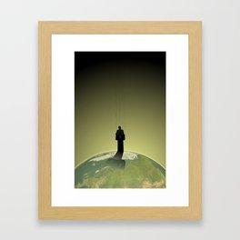Hierarchy Framed Art Print
