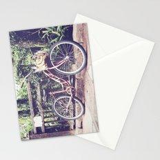 Banana Bike Stationery Cards