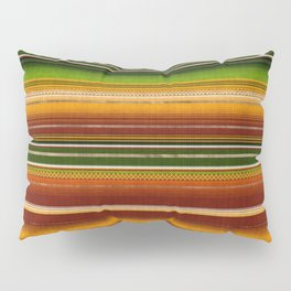 Mexican serape #1 Pillow Sham
