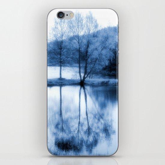 Lake Nights iPhone & iPod Skin