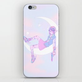 Lunar Ranger iPhone Skin
