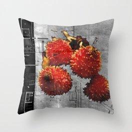 Flora Endemica #008 Throw Pillow