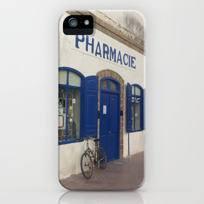 Pharmacie Essaouira iPhone Case