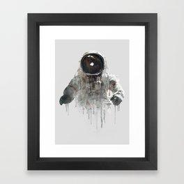 Astronaut II Framed Art Print