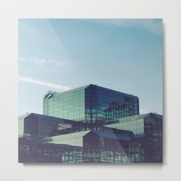 Javits Center New York Metal Print
