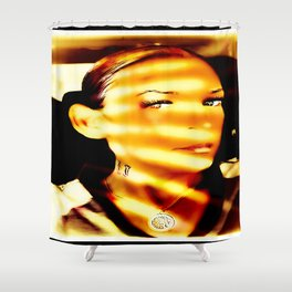 Pre-eminent Candy 01-02 Shower Curtain