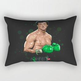 Balboa Punch Team Rectangular Pillow