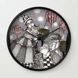 Alice's After Tea Concert Wall Clock