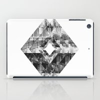 cityscape iPad Cases featuring Cityscape   by To Be Design