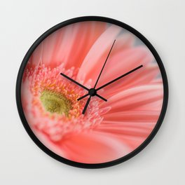 Pink All Around Wall Clock