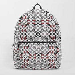 Christmas pattern 12 Backpack
