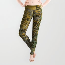Chaco 3 - For the Sake of the Context Leggings