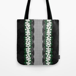 Wicker Basket Tote Bag