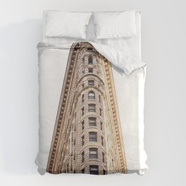 sir flatiron Duvet Cover