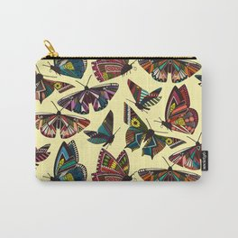 summer butterflies multi lemon Carry-All Pouch
