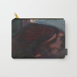 The Kiss - Edvard Munch Carry-All Pouch