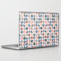 pills Laptop & iPad Skins featuring Serenity pills by Alexandra Aguilar
