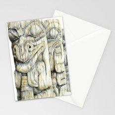 Haida Totems Stationery Cards