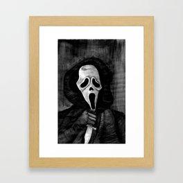 Ghostface killah! Framed Art Print