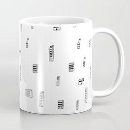 Urban City Buildings Coffee Mug