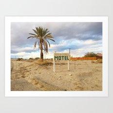 CALIFORNIA VII Art Print