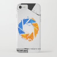 aperture iPhone & iPod Cases featuring Aperture Vandal by Toronto Sol