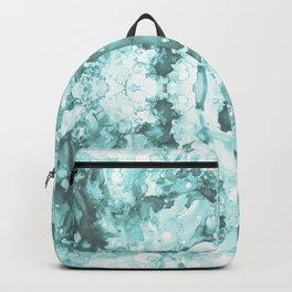 Abstract 20 Aqua Backpack
