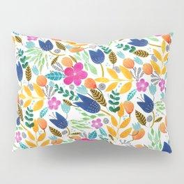 Flower Mayhem Pillow Sham