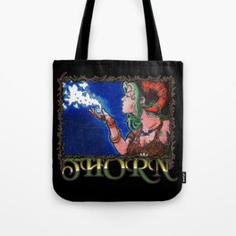 Thorn the Forest Fae Tote Bag