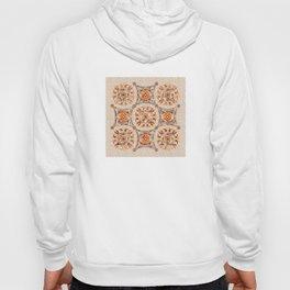 Brown Mandala 01 Hoody