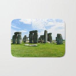 Stonehenge Wiltshire England Bath Mat