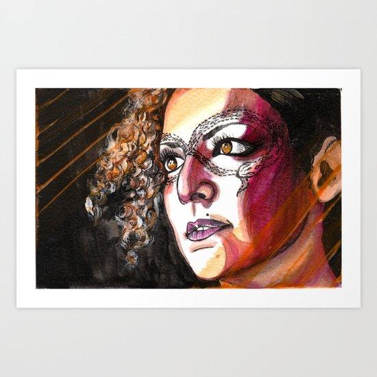 project 52:44 Art Print