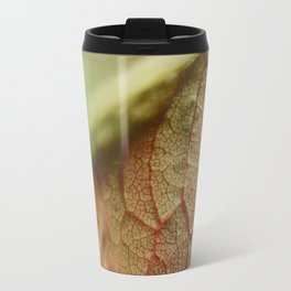 Nature's Pattern II Travel Mug