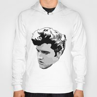 elvis Hoodies featuring Elvis. by Spazy Art