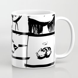 minima - IA - catnap Coffee Mug