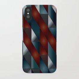 Pattern #5 Tiles iPhone Case