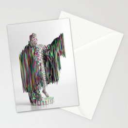 Apollo Glitched Stationery Cards