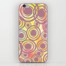 Candys Hippie Design iPhone Skin