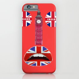 England's Finest iPhone Case
