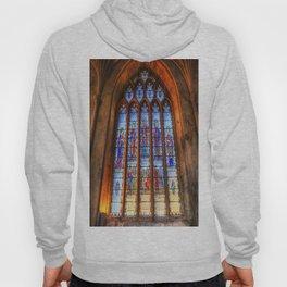Bath Abbey Stained Glass Window Hoody