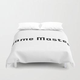 Game Master (GM) Duvet Cover