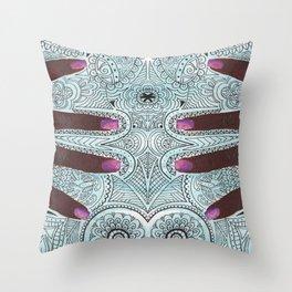 hand of Fantasia  Throw Pillow