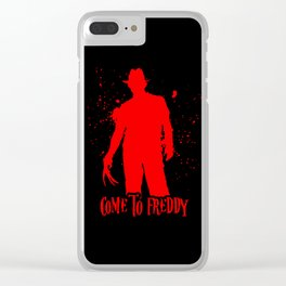 Come To Freddy Clear iPhone Case