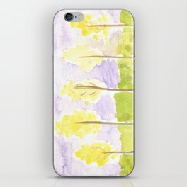 #57. UNTITLED (FALL) - Trees iPhone Skin