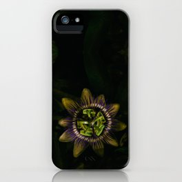 Passion at Night iPhone Case