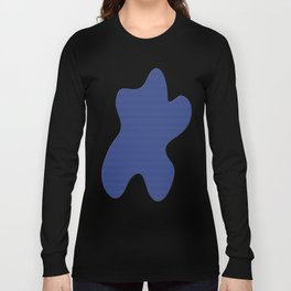 Resolution Blue Long Sleeve T-shirt