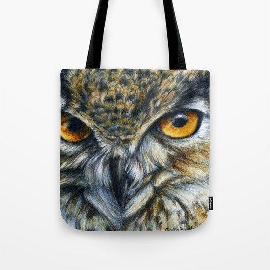 Owl 811 Tote Bag